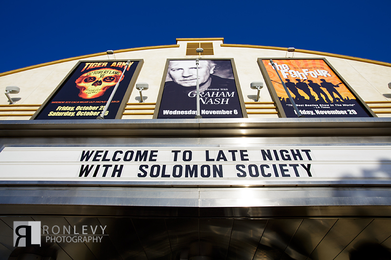 Sarah Silverman 003 Late Night with Solomon Society 2013 – Sarah Silverman