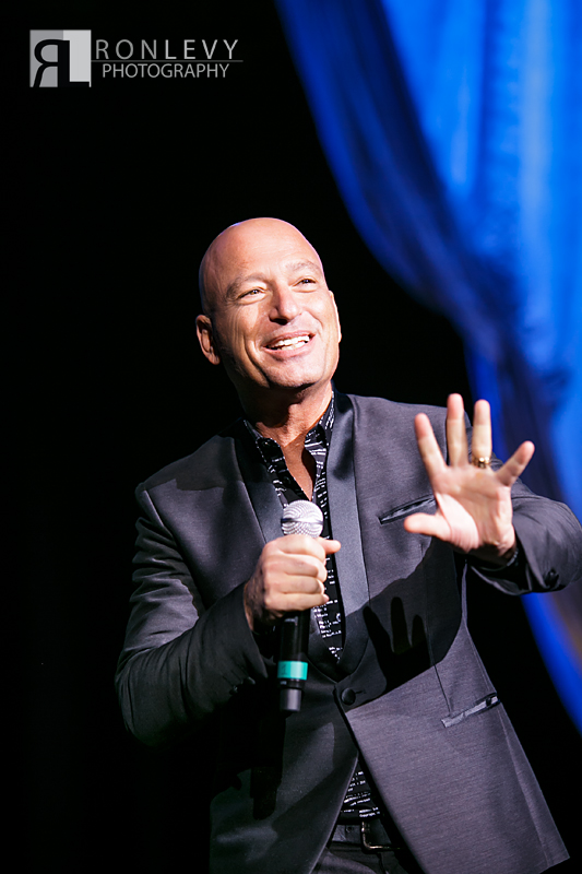 Howie Mandel 002 Late Night with Solomon Society 2014 – Howie Mandel