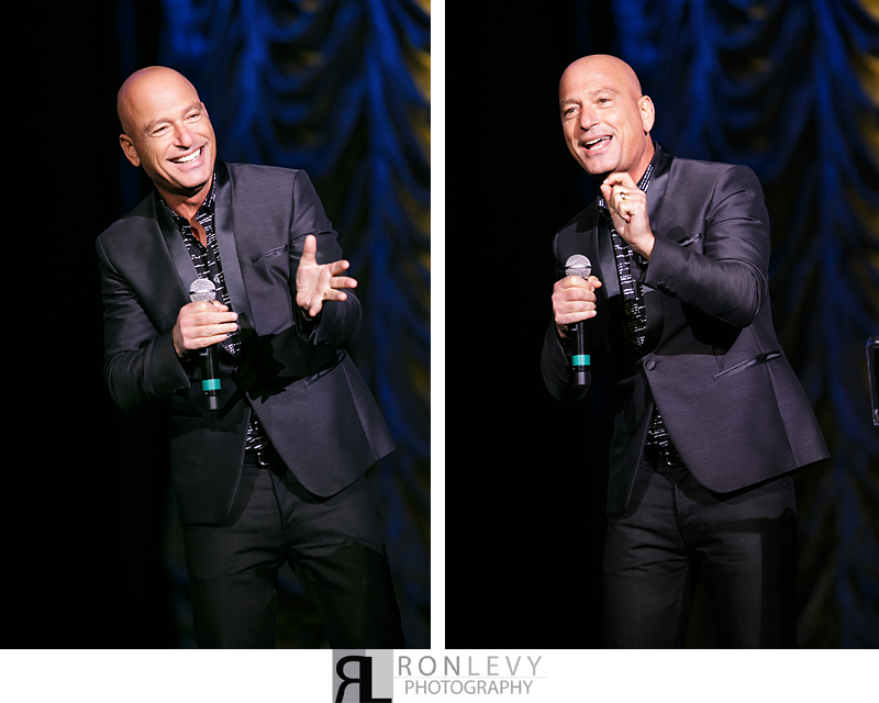 Howie Mandel 012 Late Night with Solomon Society 2014 – Howie Mandel