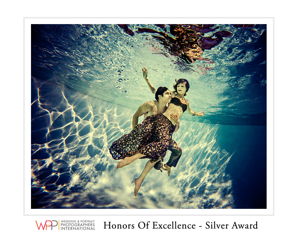 WPPI Honors of Excellence Award Winning Portrait Photography – WPPI 16x20 Honor of Excellence   Silver Award
