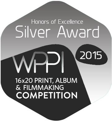 WPPI 2015wppi16x20 SilverAward Award Winning Portrait Photography – WPPI 16x20 Honor of Excellence   Silver Award