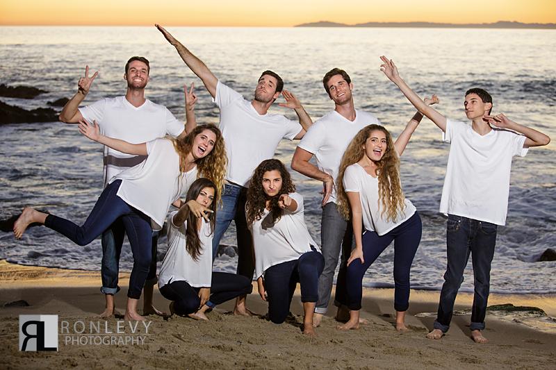 Laguna  Beach Portrait Photographer 002 Orange County Family Portrait Photographer