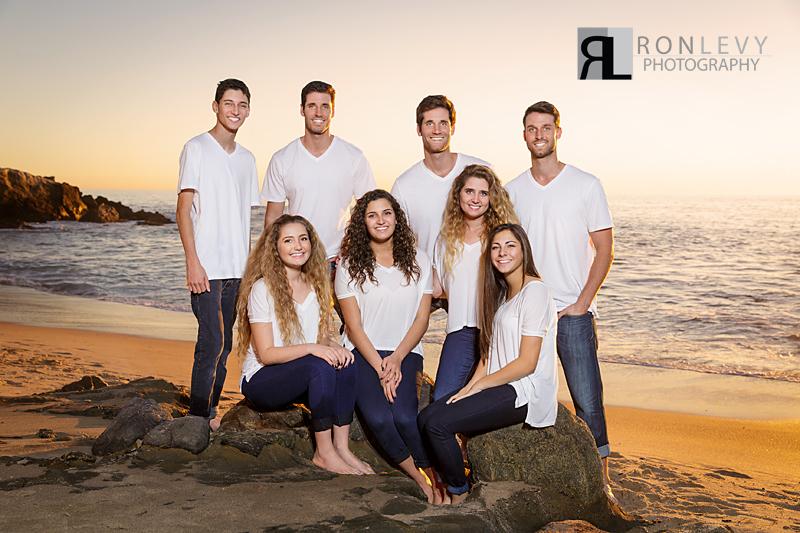 Laguna Beach Portrait Photographer 001 Orange County Family Portrait Photographer