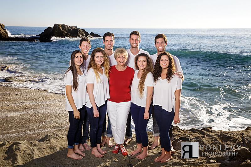 Laguna Beach Portrait Photographer 006 Orange County Family Portrait Photographer